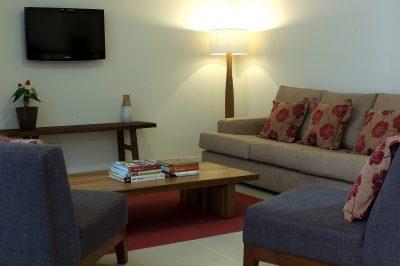 2 bedroom lounge area - 1